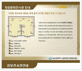 장묘문화전시관 안내